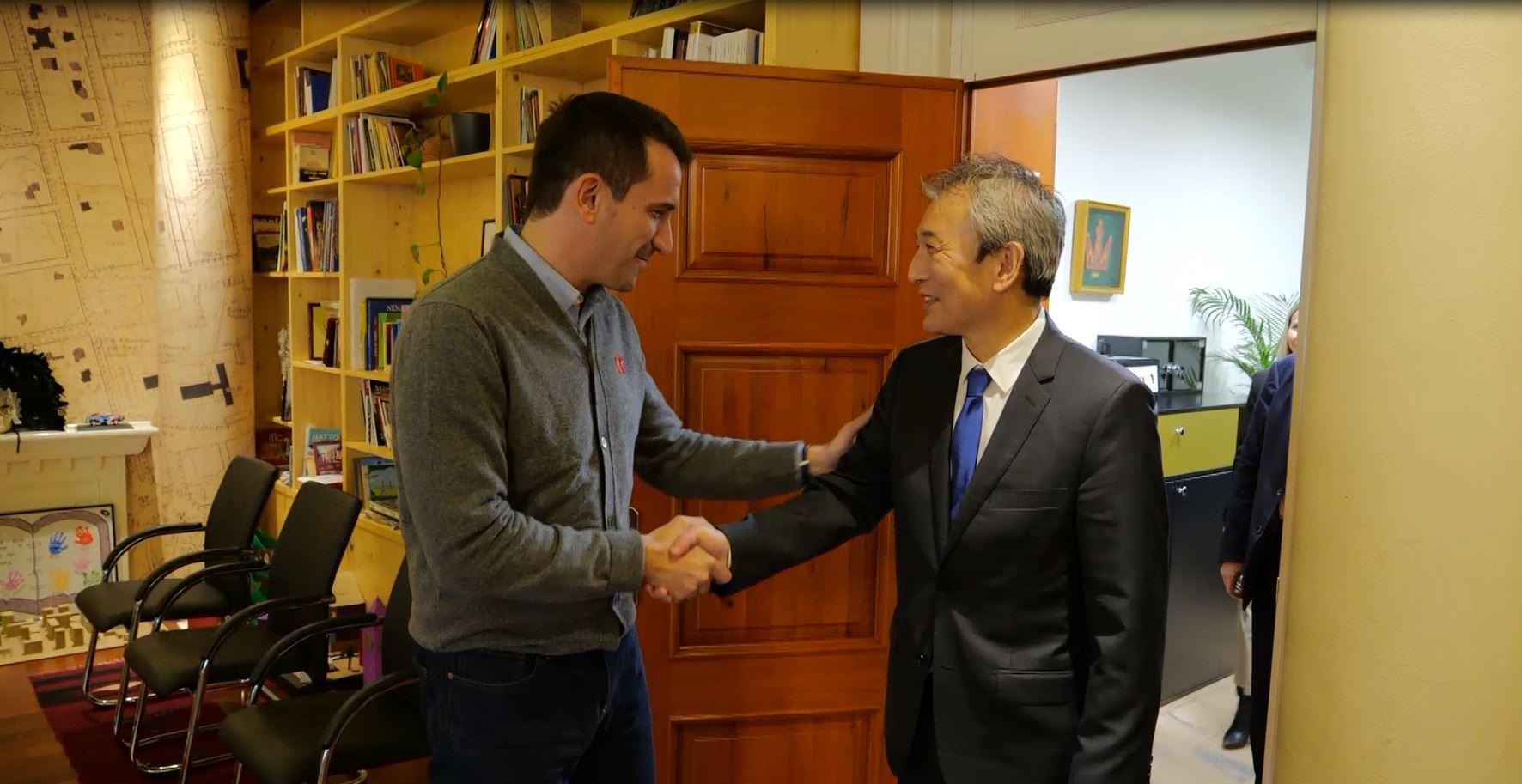 Bashkia e Tiranës dhe Ambasada e Japonisë projekt për pastrimin e parqeve