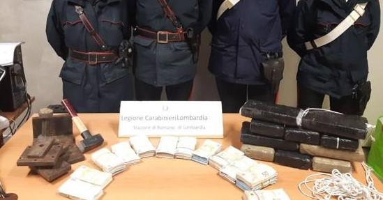 Kapen me 12 kg kokainë, pranga shqiptarëve