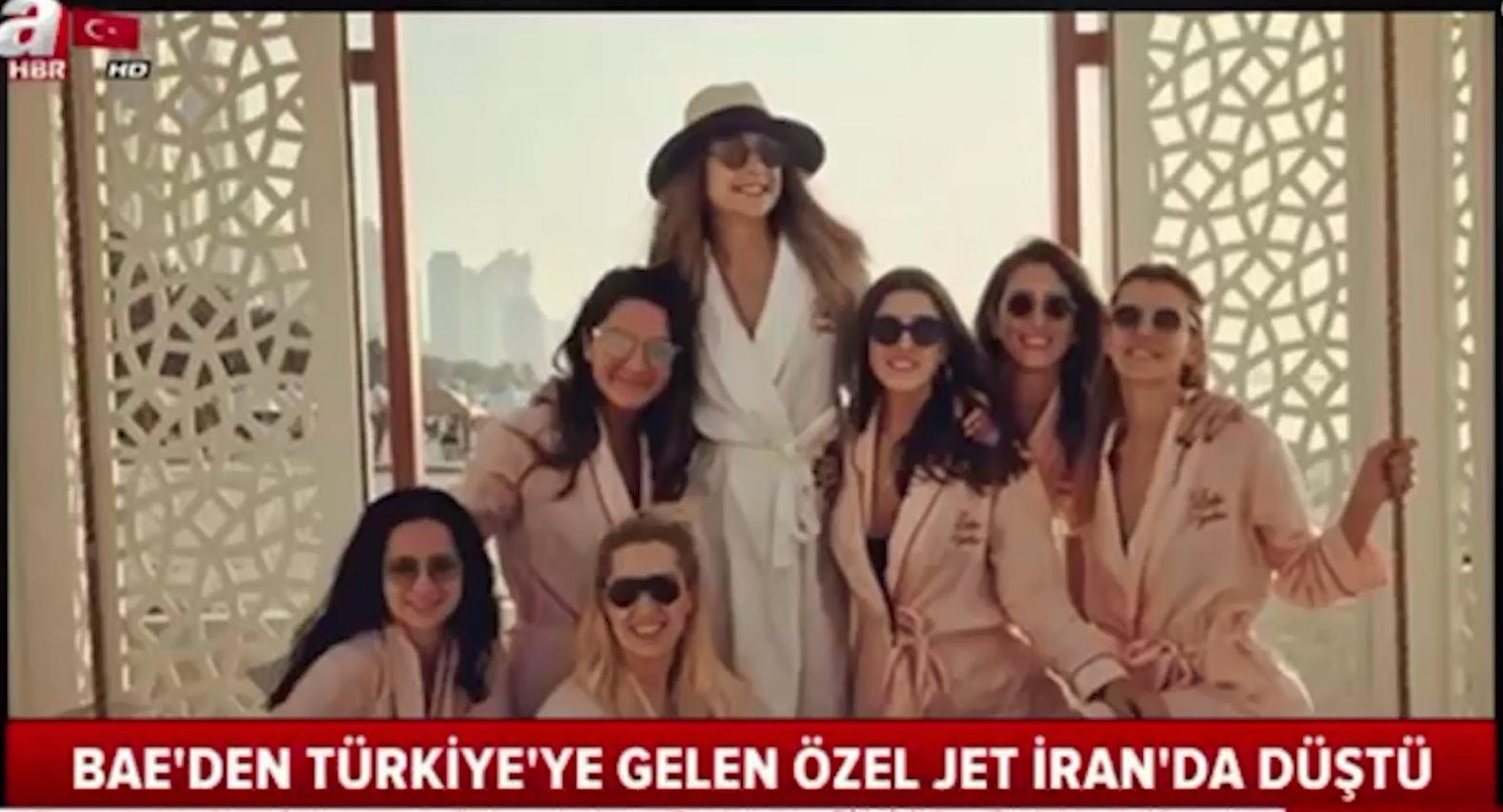 Festa e beqarisë kthehet në tragjedi, avioni rrëzohet në Iran