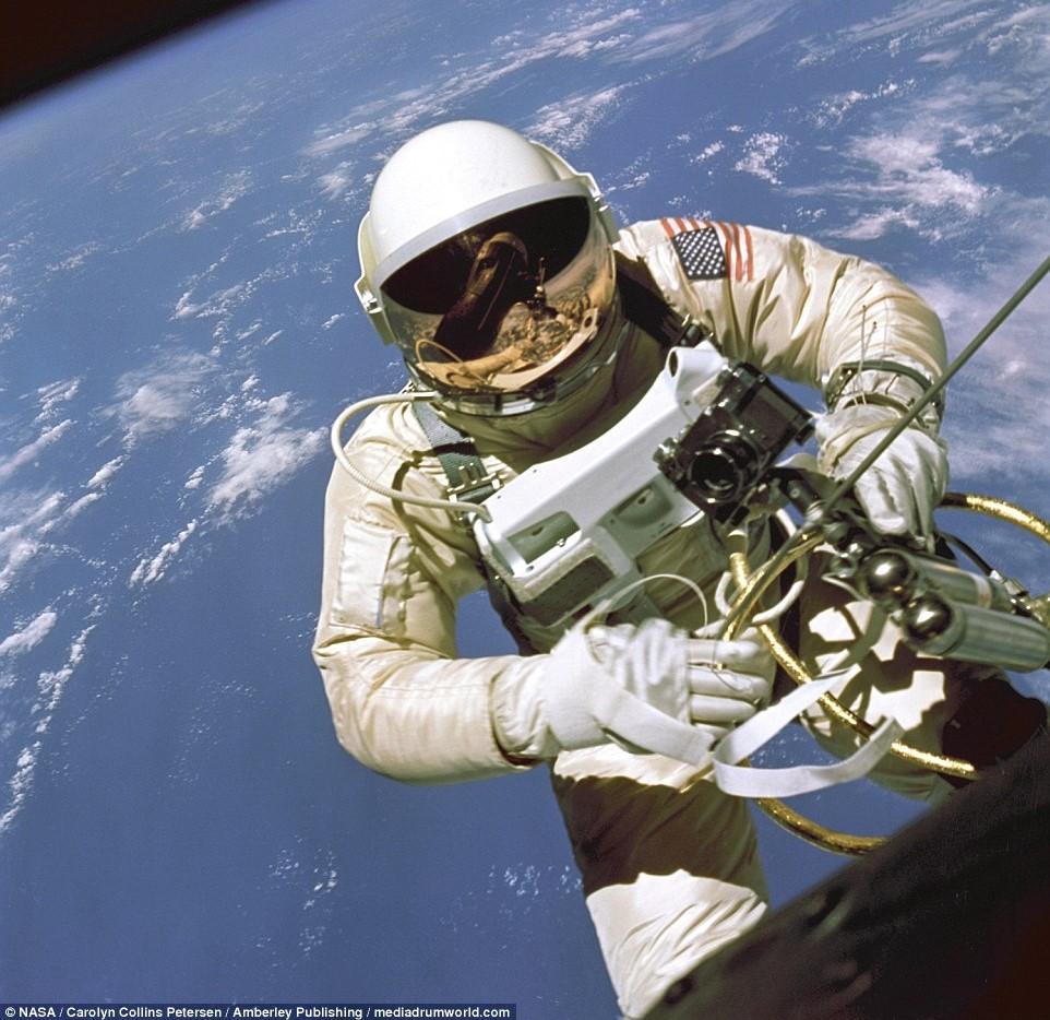 Imazhet e jashtëzakonshme të NASA-s