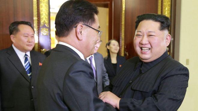 Dalin detajet e para të samitit të dy Koreve