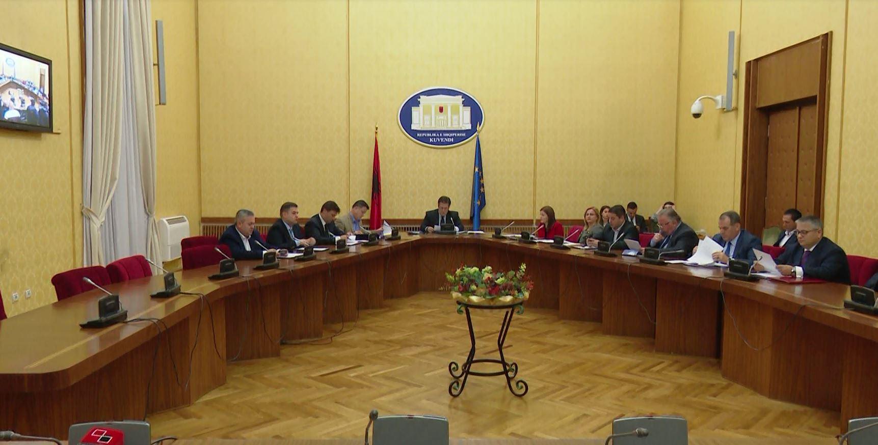 """Zhvillohet mbledhja e parë e Komisionit Hetimor """"Tahiri"""""""
