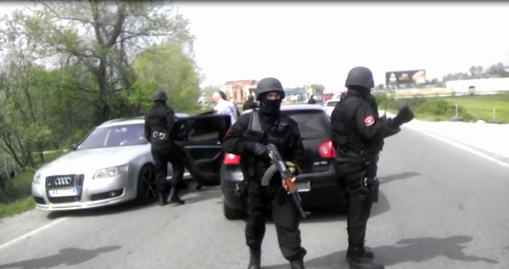 Operacion policor kundër trafikimit të qenieve njerëzore, mbi 40 udhërarreste të lëshuara