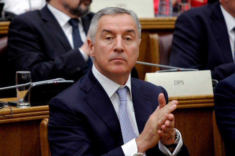 Milo Gjukanoviç do të garojë për President të Malit të Zi