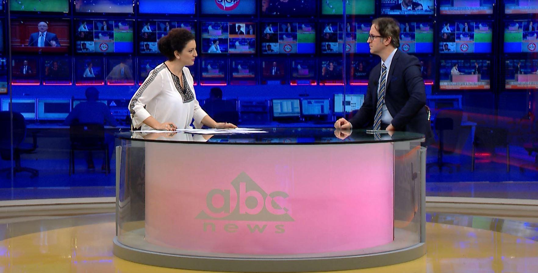 Tomor Alizoti intervistë në ABC News