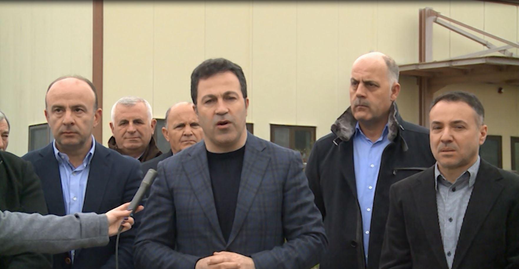 Peleshi: Eksportet, domosdoshmëri për rritjen e fermerëve
