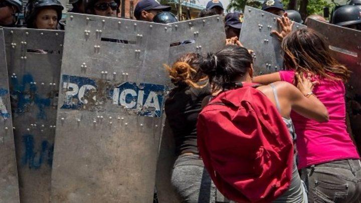 Trazira në një burg në Venezuelë, 68 viktima