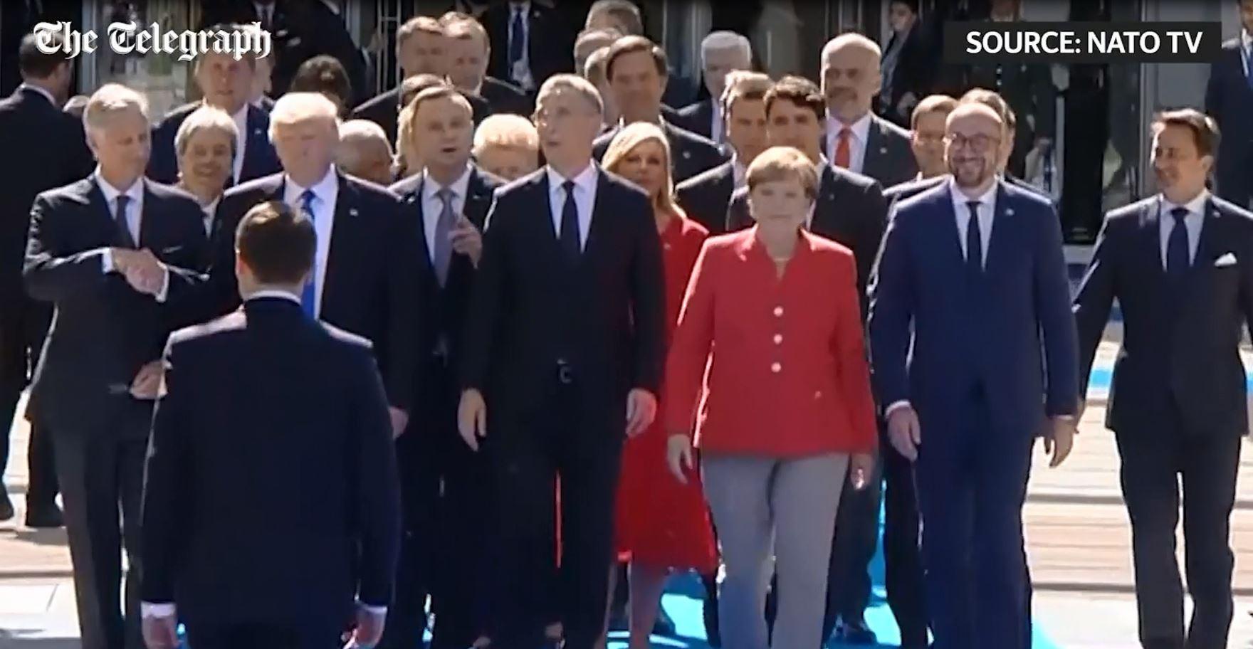 Perëndimi, bashkë kundër Rusisë