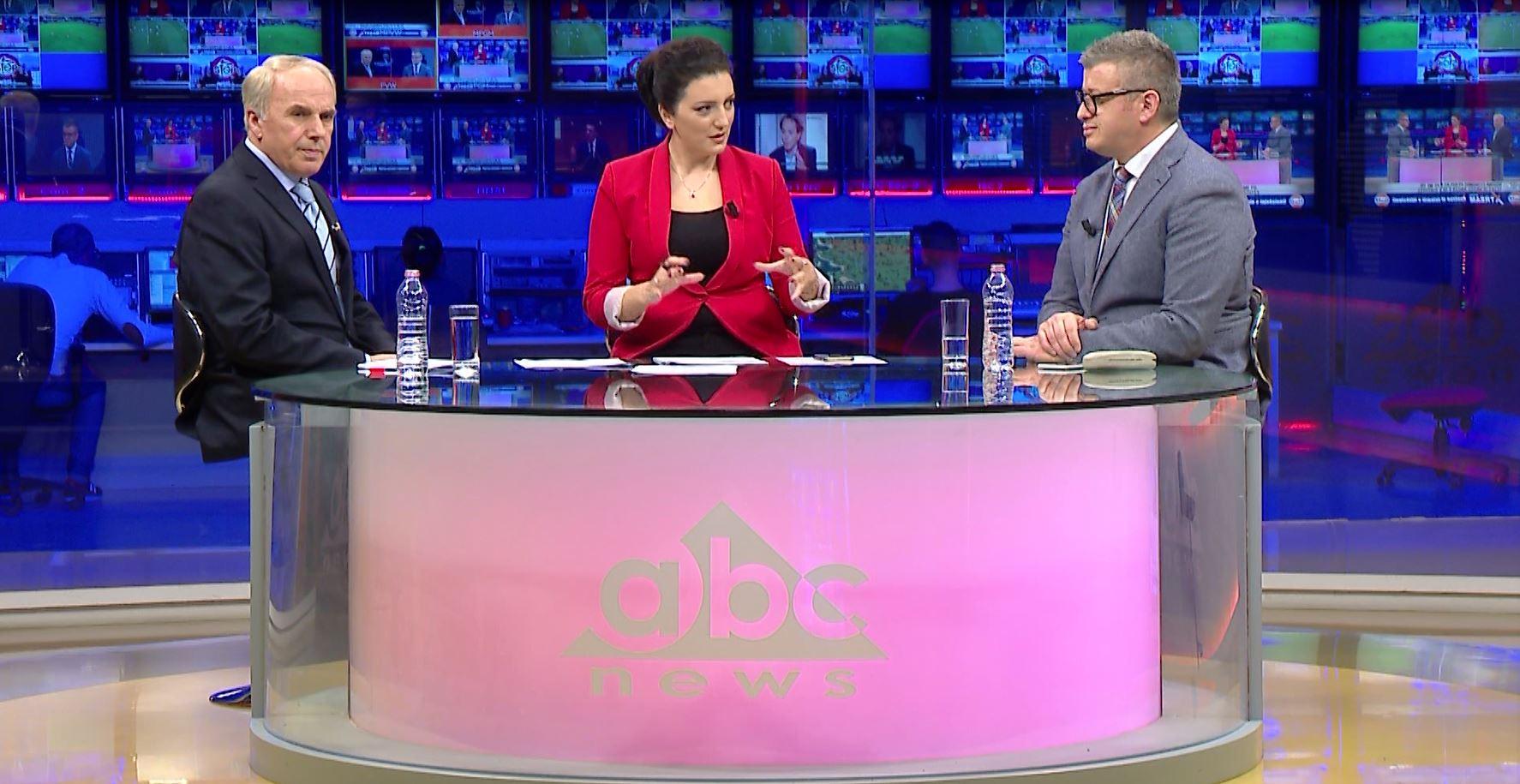 Preç Zogaj dhe Alfred Peza në ABC News