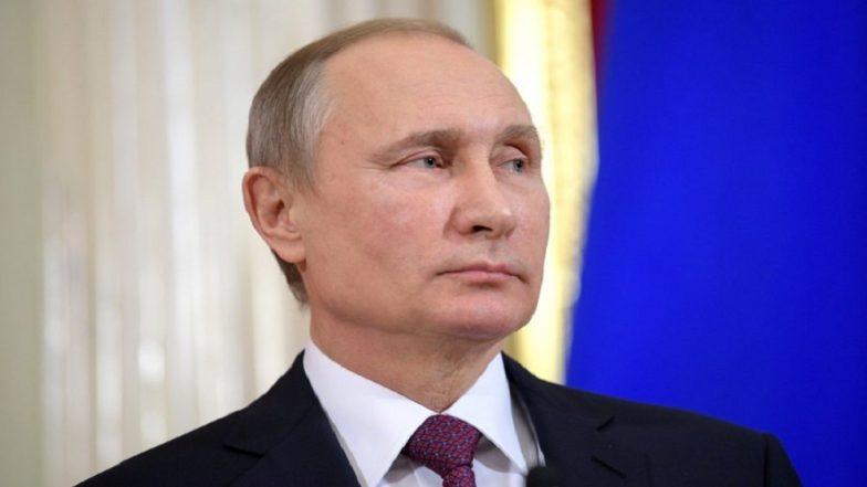 Shfuqizimi i traktatit bërthamor, Putin mesazh SHBA