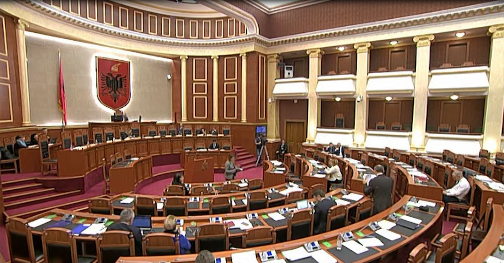 Skema e ndihmës ekonomike, debatet e deputetëve në Parlament