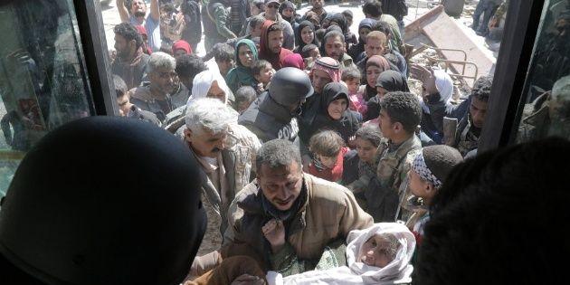 Sulme ajrore nga rusët dhe Assad, viktima në radhët e civilëve në Guta
