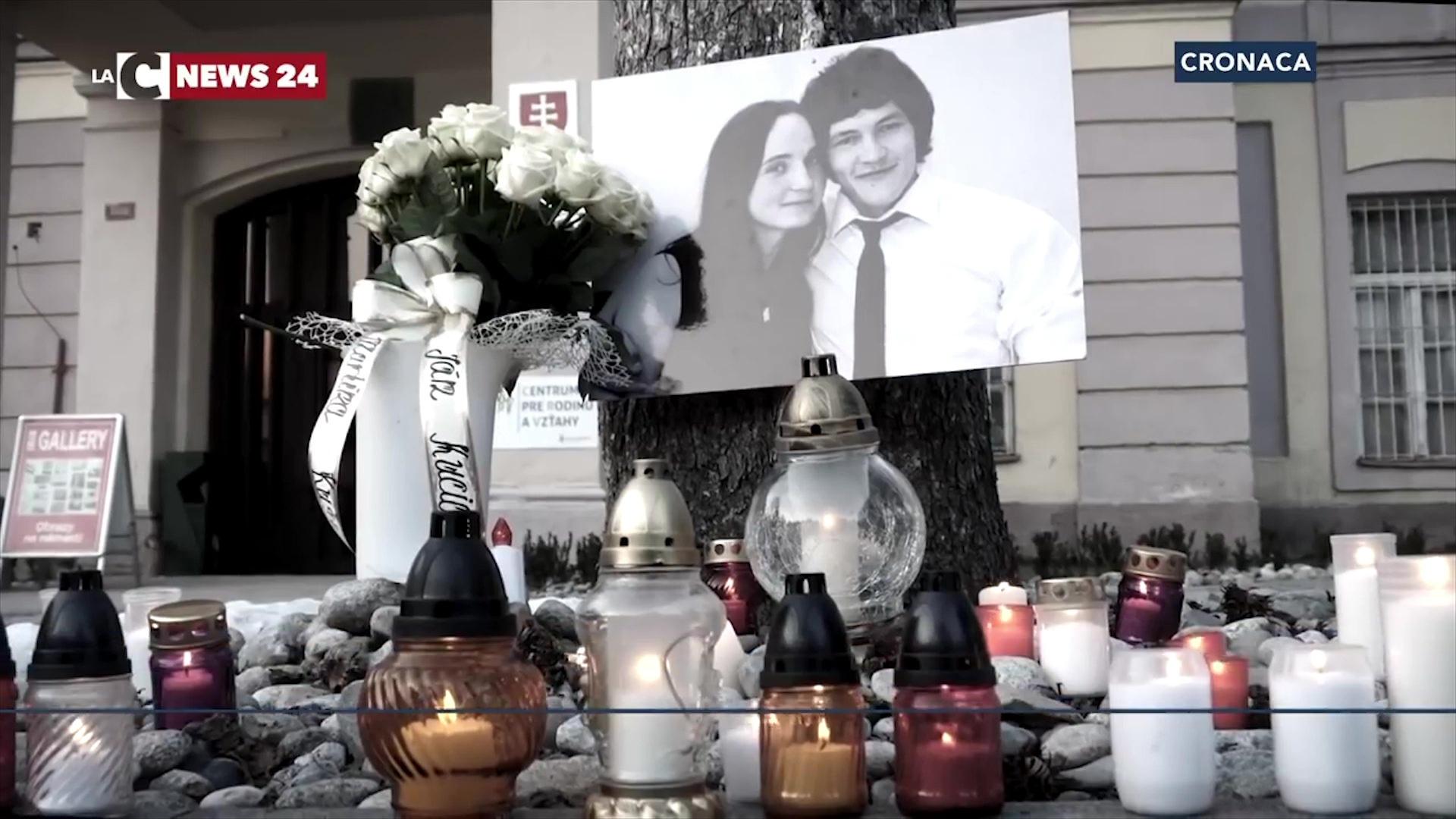 Artikulli i fundit i gazetarit të vrarë sllovak
