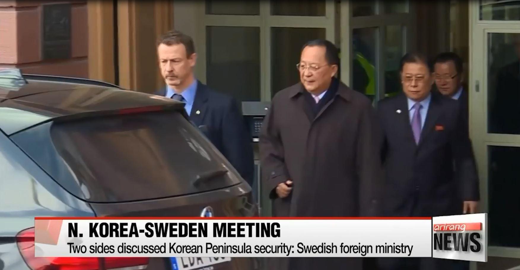 Takimin me Trump, zyrtari i Koresë së Veriut në Norvegji