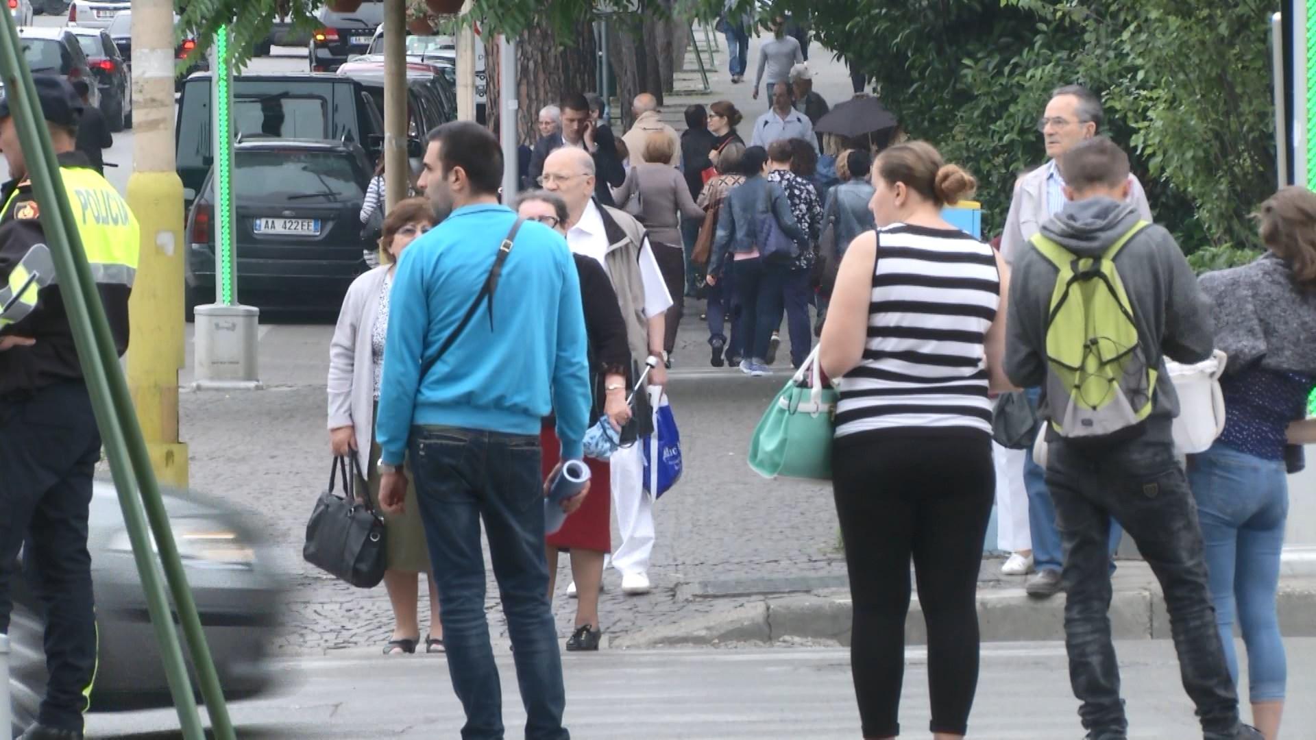 Ndotja e ajrit, Shqipëria renditet në zonën e dytë të rrezikut