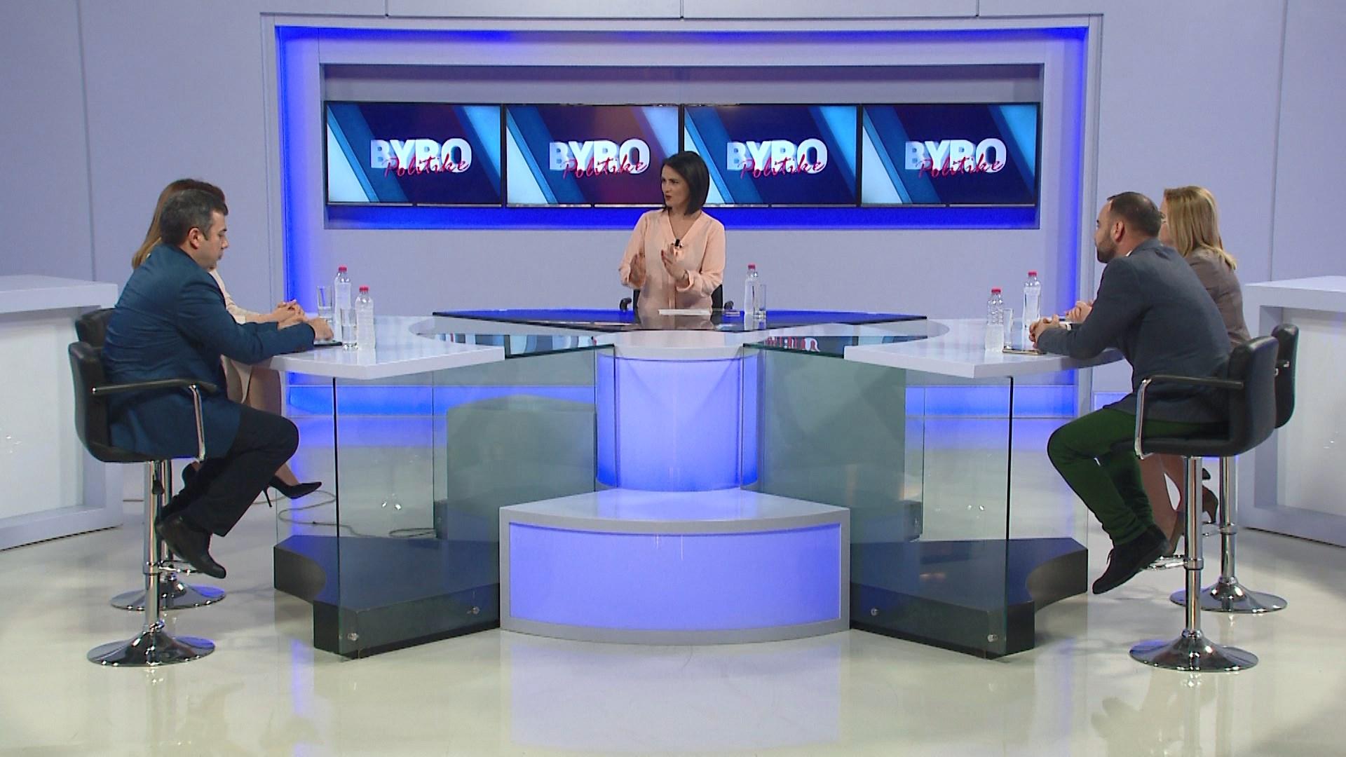Debati për përmbajtjen e progres raportit në Byro Politike