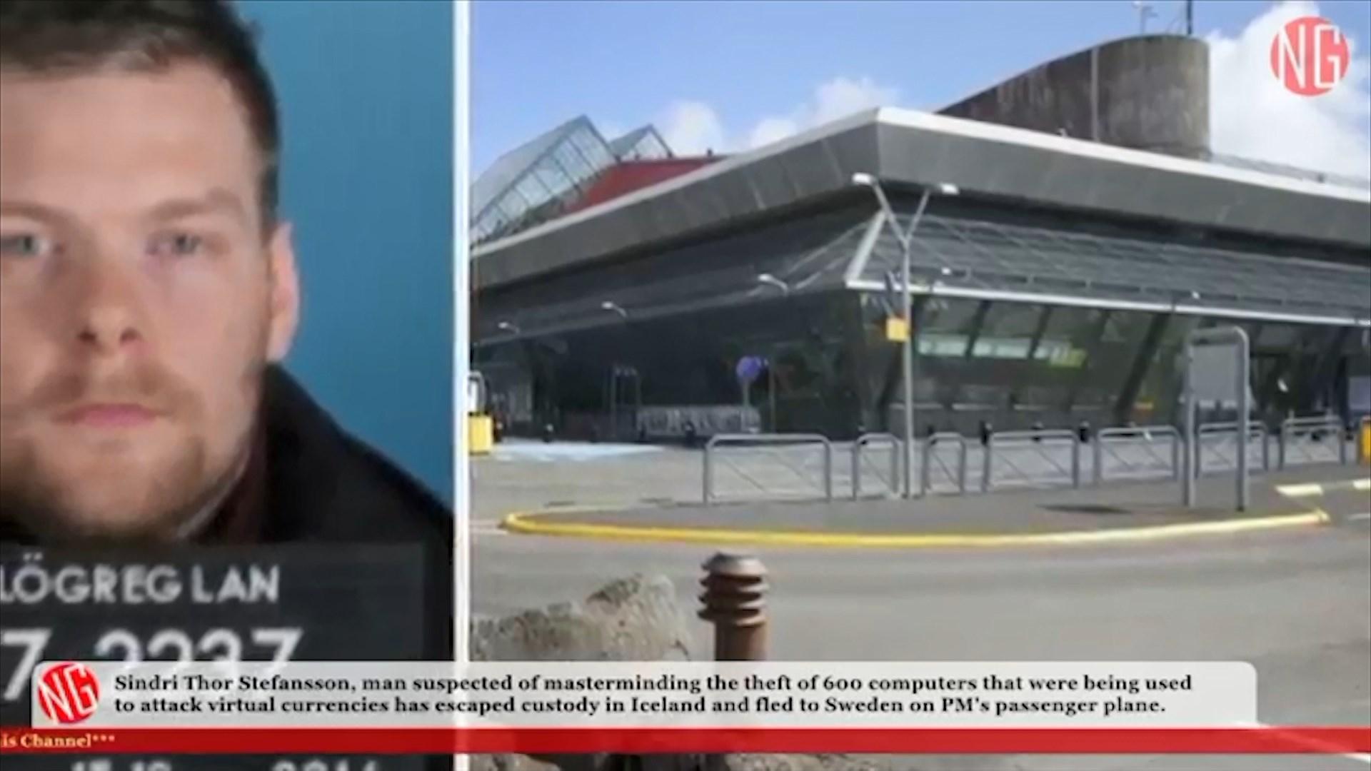 Islandë, hajduti i Bitcoin arratiset nga burgu me avionin e Kryeministres