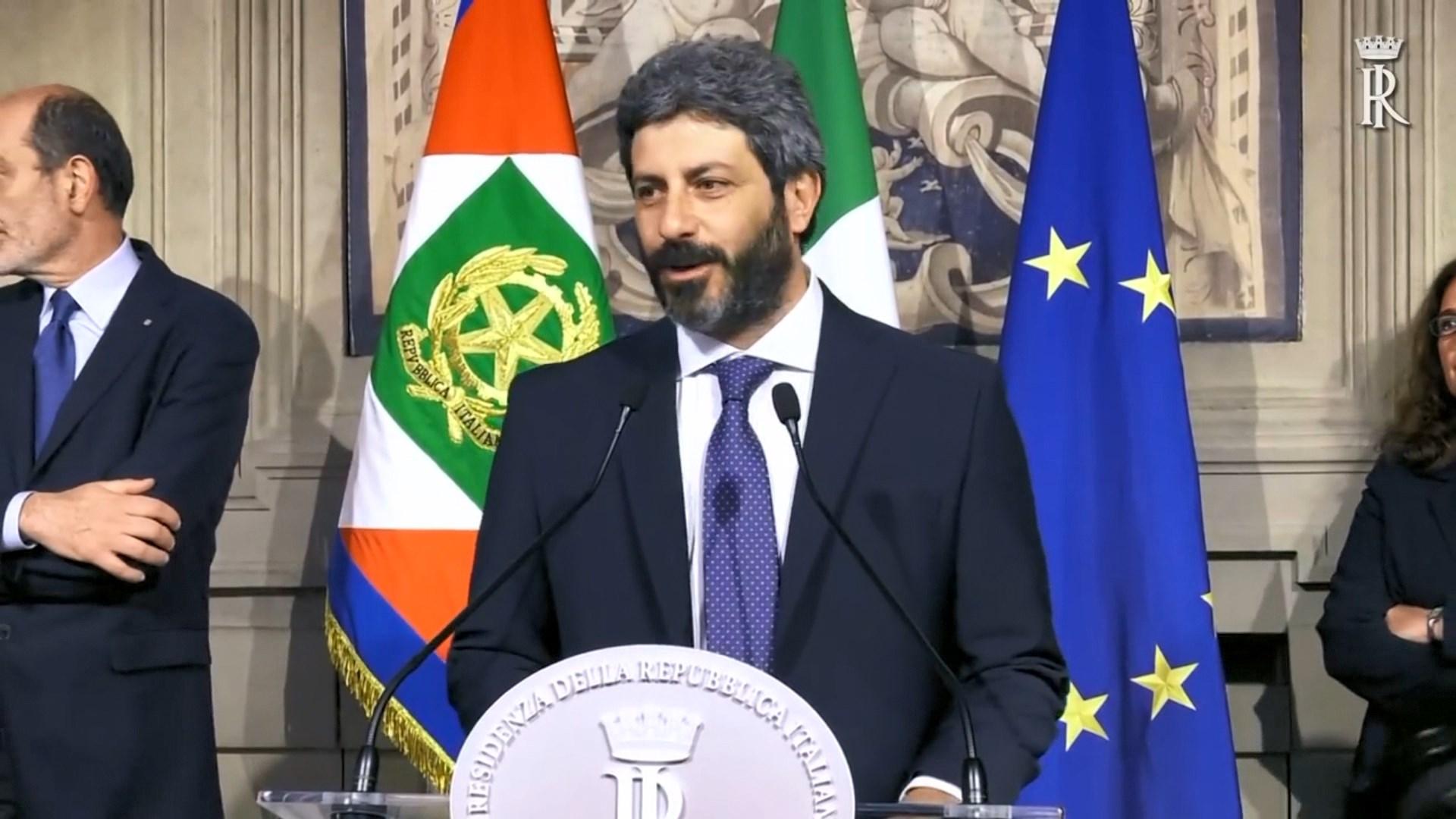 Itali, Lëvizja 5 yjet dhe Partia Demokratike, një hap larg koalicionit qeverisës
