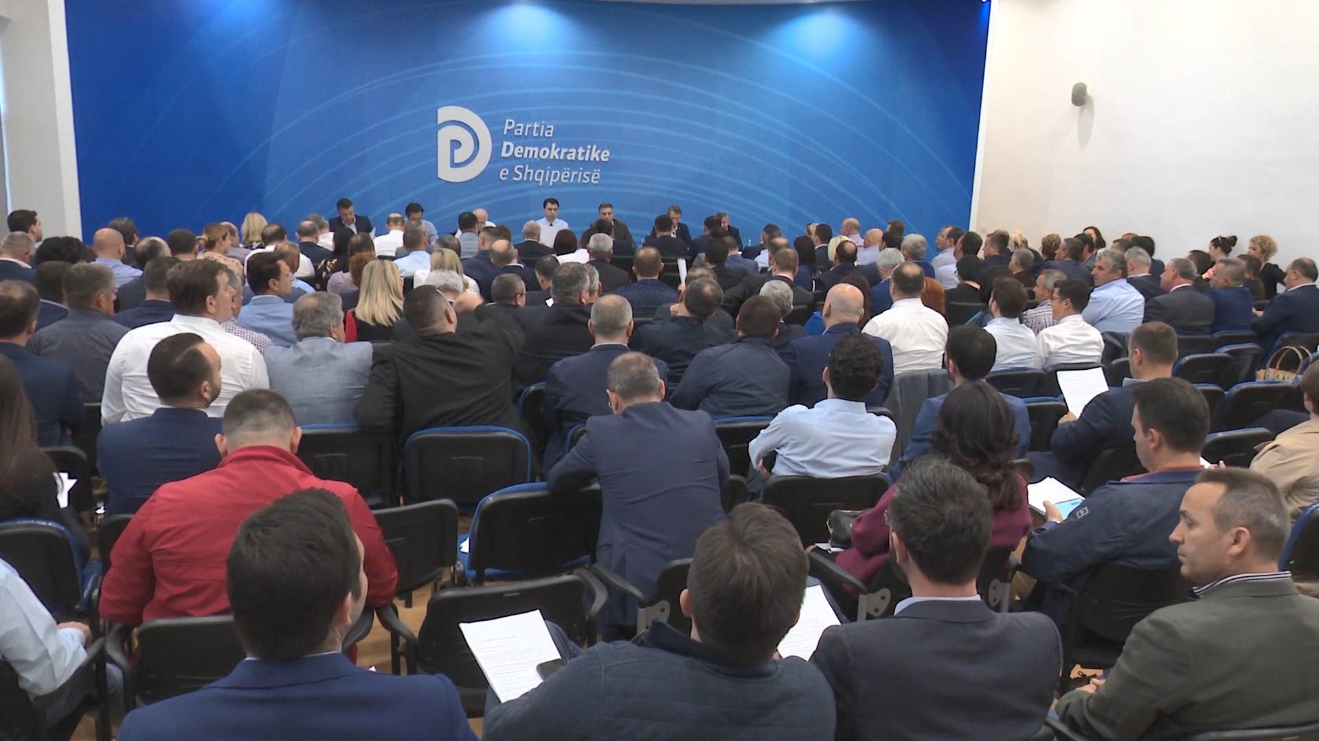 Këshilli Kombëtar i Partisë Demokratike miraton draft-statutin e ri