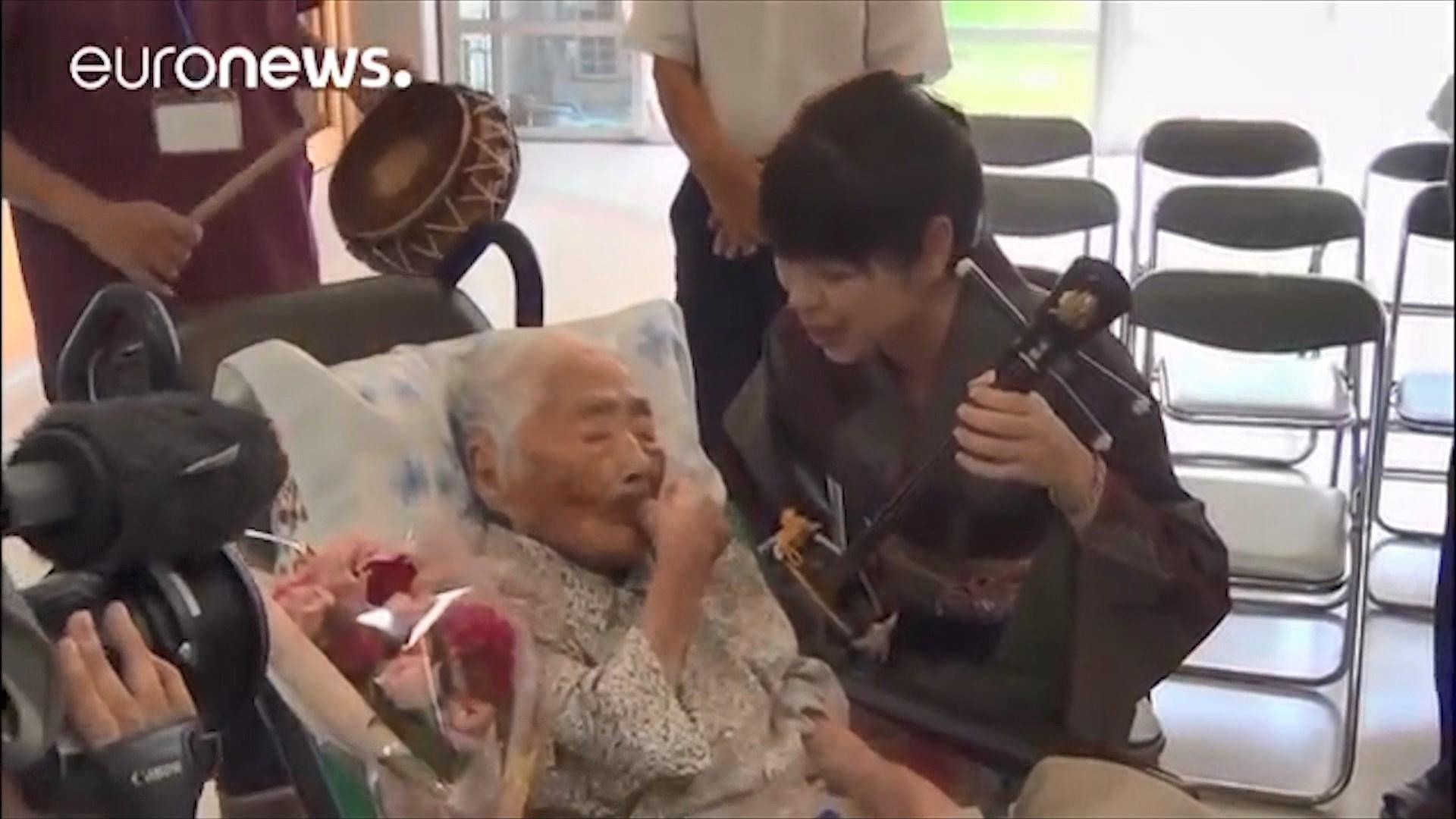 Japoni, ndahet nga jeta 117-vjeçarja Nabi Tajima