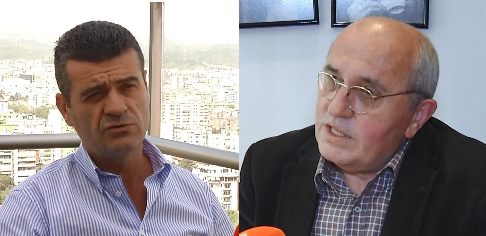 Statuti i PD/Mustafaj e Patozi: Me Bashën, nga humbja në humbje