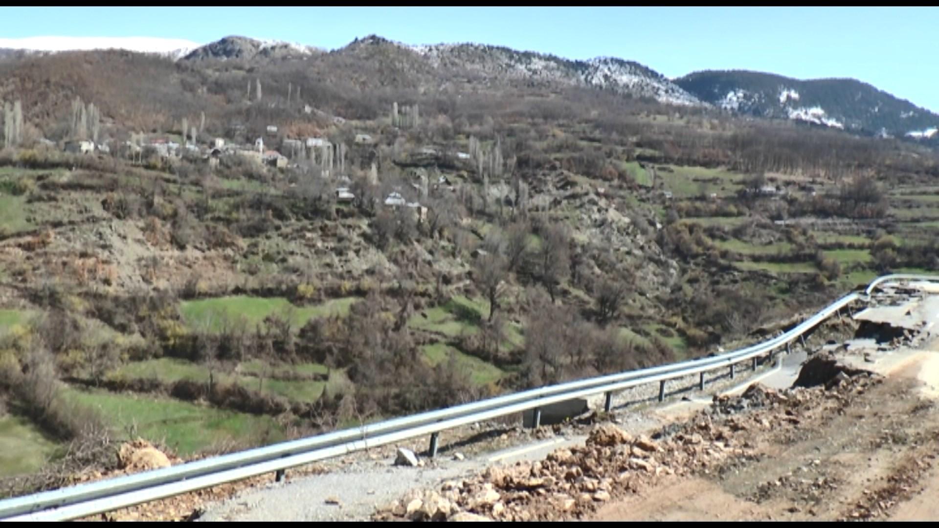 Radomira, fshati më i bukur në Dibër, por me rrugë të shkatërruara