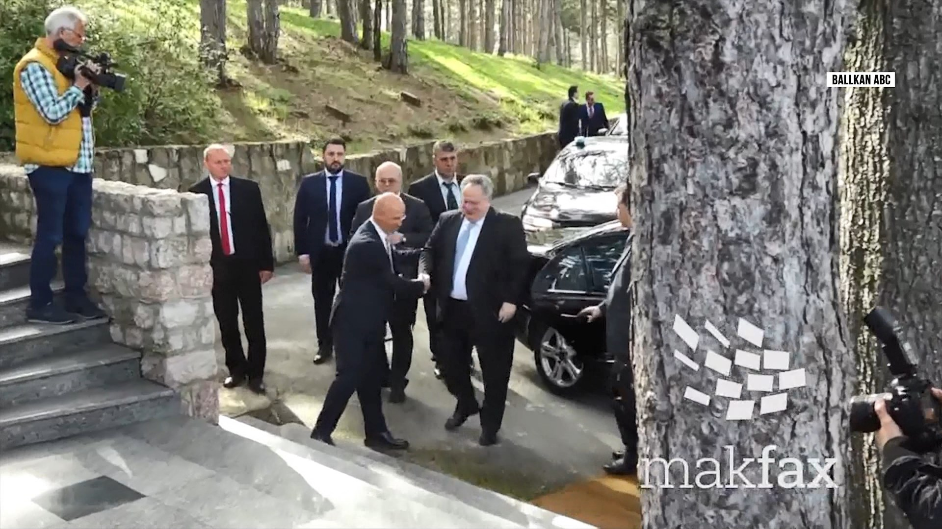Turi ballkanik i Kotzias