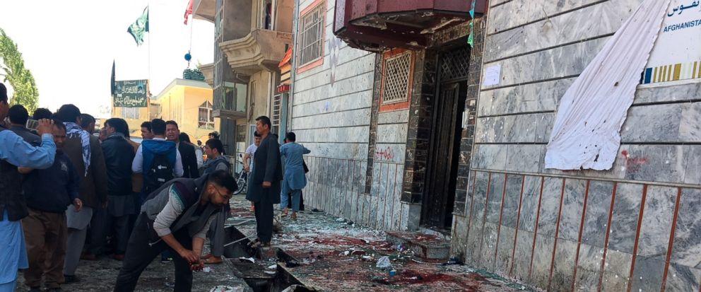 Sulm kamikaz në Kabul, 57 viktima dhe mbi 119 të plagosur