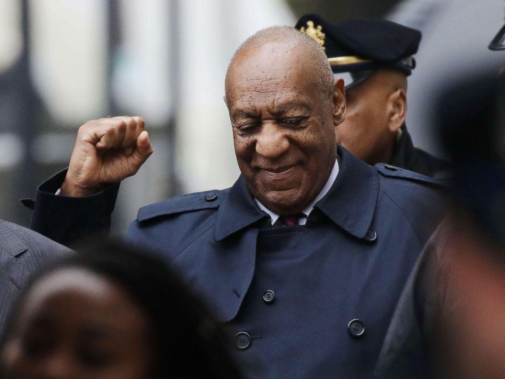 SHBA, komediani Bill Cosby fajtor për agresion seksual