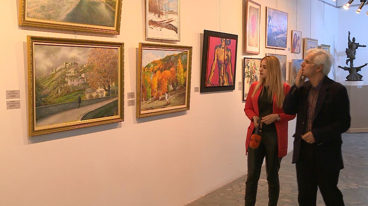 """Ekspozita """"Pranverë Art"""", dedikim për figurën e Skënderbeut"""