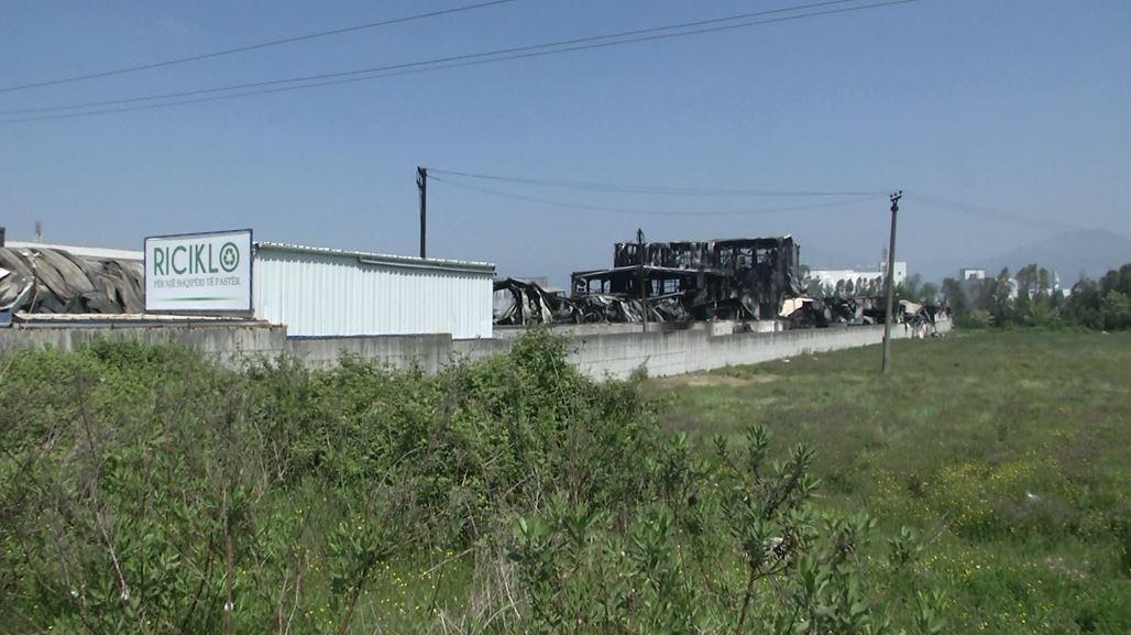 Djegia e fabrikës së riciklimit, prokuroria nis hetimin