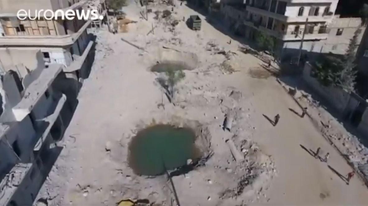 Shpërthim afër një baze ushtarake iraniane në Aleppo