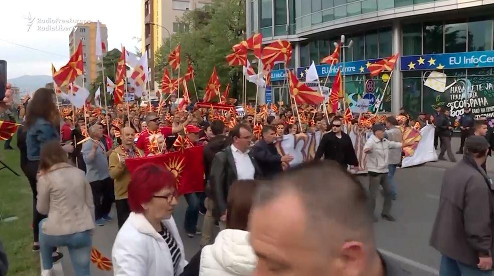 Maqedonia në prag të referendumit për emrin