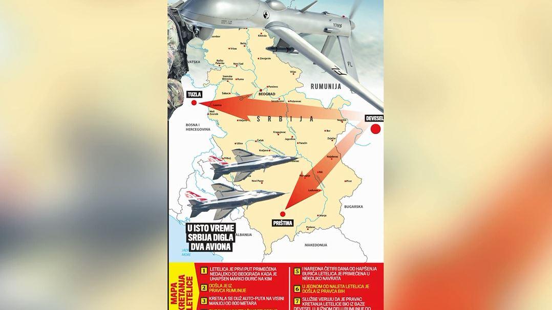 Mediat serbe: NATO monitoronte ushtrinë serbe