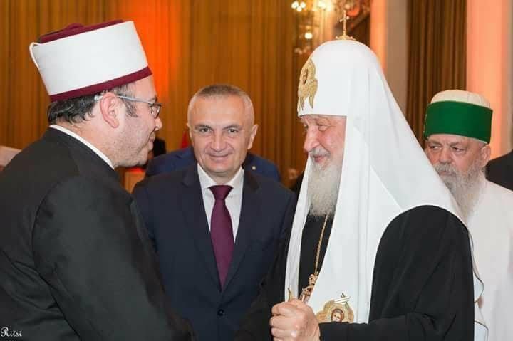 Meta pret në takim Patriarkun e Rusisë, Kirill