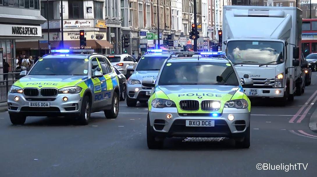 Londra, kryeqyteti i kriminalitetit