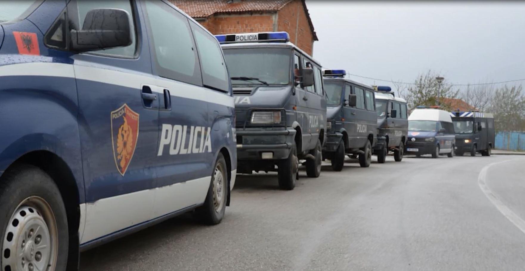 Protesta në Rrugën e Kombit, Policia: 23 vetë të arrestuar