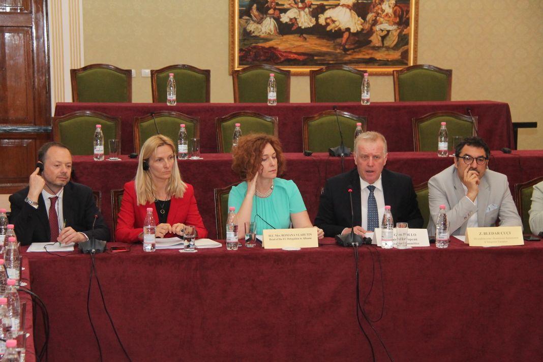 Vlahutin për hapjen e negociatave: Vullneti politik, thelbësor