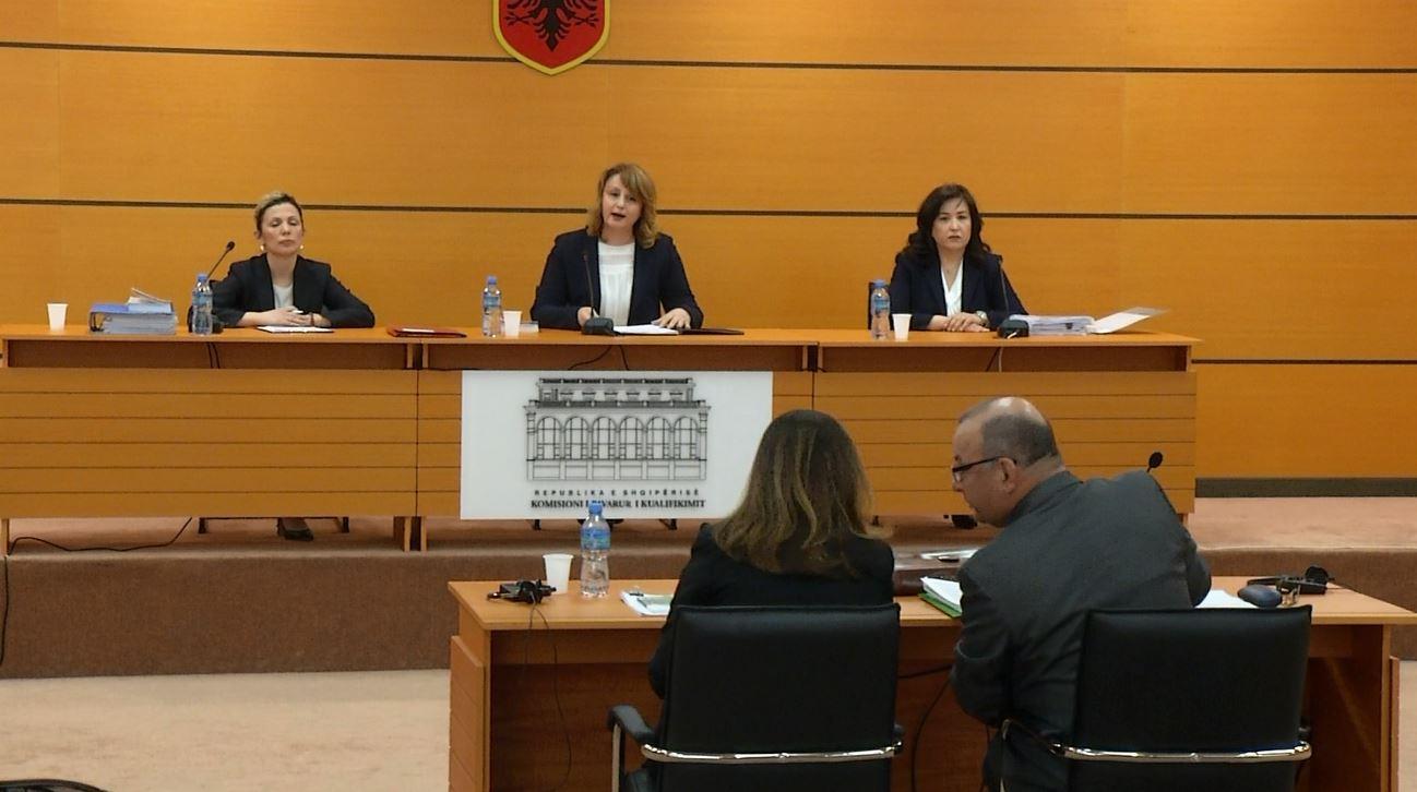 Gjyqtarja e Gjykatës Kushtetuese kalon vettingun