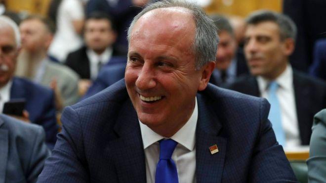 Laiku Muharrem Ince sfiduesi i Erdogan në zgjedhjet presidenciale turke