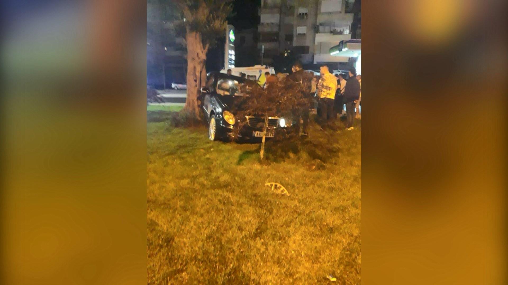 Aksident i rëndë natën në Vlorë, 1 i plagosur