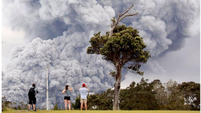 Shpërthen vullkani Kilauea, frikë në ishujt Hauai