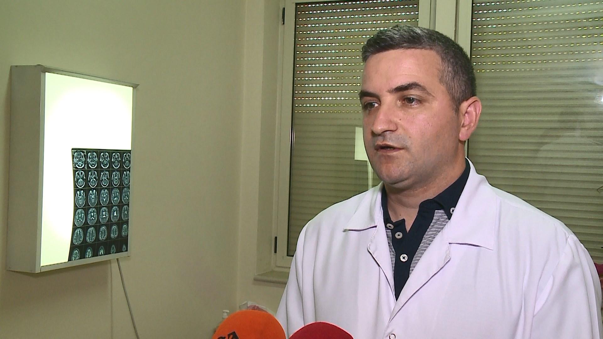 INSTAT: Goditjet në tru, shkaktari i parë i vdekjeve në vend