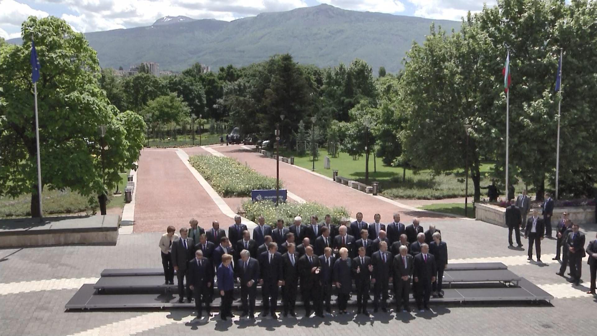 Mbyll punimet samiti BE-Ballkani Perëndimor në Sofje