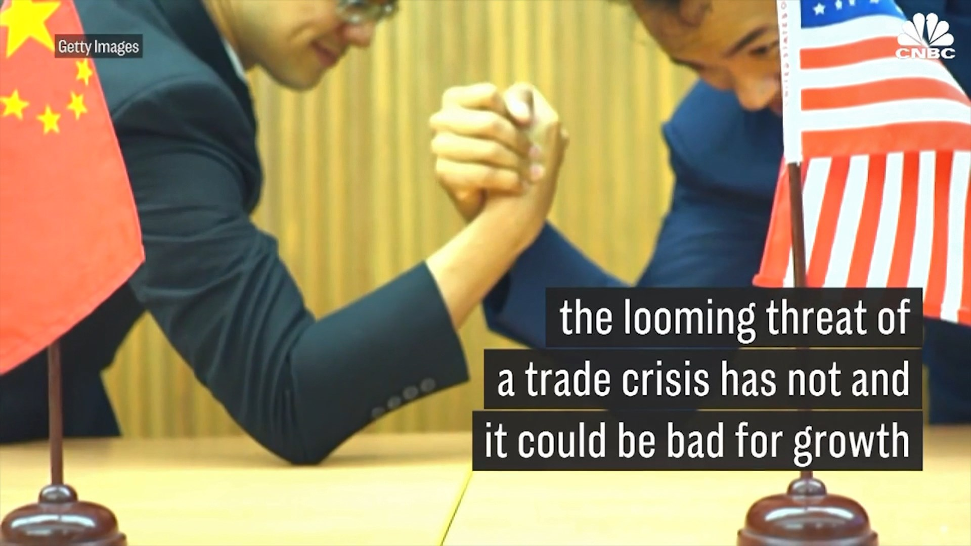 Marrëdhëniet tregtare, SHBA dhe Kina ulen në tryezë