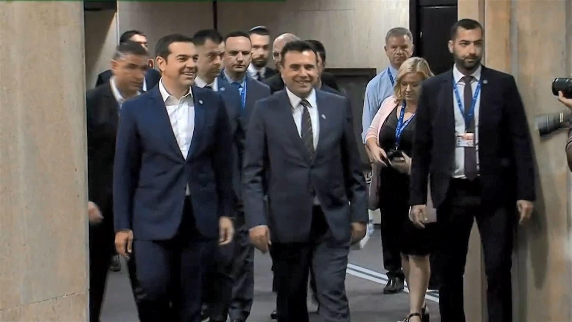 Qeveria e Shkupit reagon pas refuzimit të Greqisë për emrin Republika Ilinditase