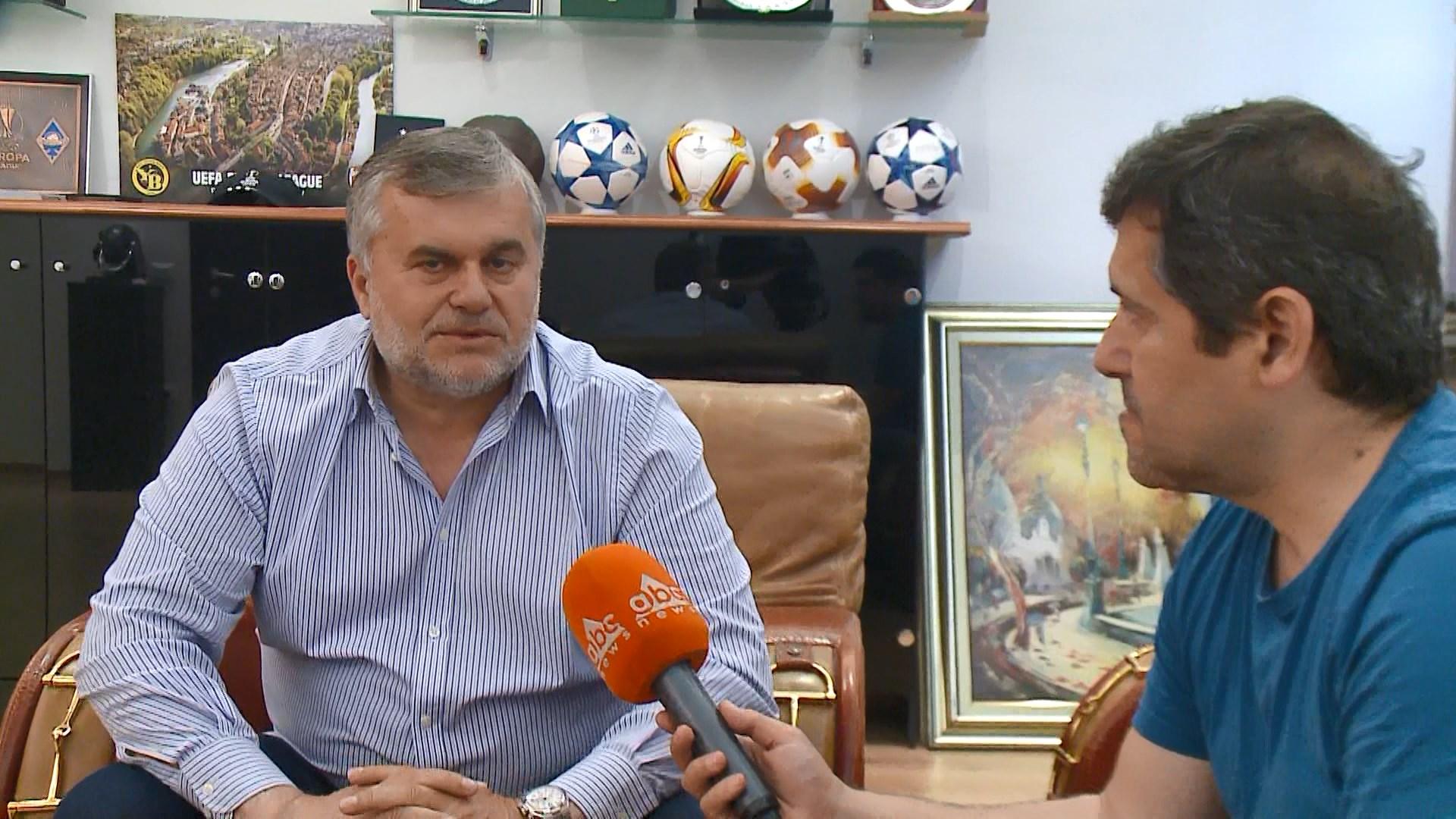 Presidenti Takaj krenar për sezonin më të mirë në histori të Skënderbeut