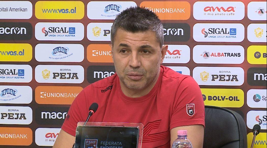 Bushi: Shqipërisë po i vijnë lojtarë të mirë, do rivalizojmë ekipet e mëdha