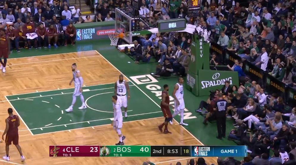 Celtics fiton dhe finalen e dytë