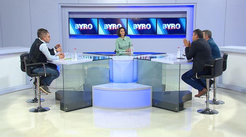 Video-përgjimi në studion e Byro Politike